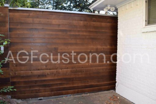 custom slide gate