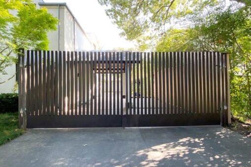 Metal Swing Gate